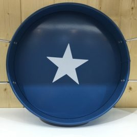 Captain America Metal Drink Tray