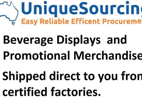 UniqueSourcing-Beverage-Displays-and-Promotional-Merchandise-Unique-Sourcing-Pty-Ltd